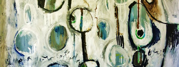 Trapped Spaces- Painting by Ava Reeves